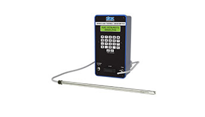 Kurz 2445 High Temperature Portable Flow Meter