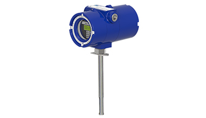 Kurz Series 454FTB Single Point Insertion Flow Meter