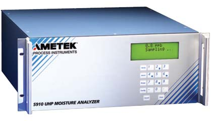 Ametek Process Instruments 5910 UHP Moisture Analyzer