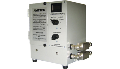 Ametek Thermox 120HD Portable Hydrogen Analyzer