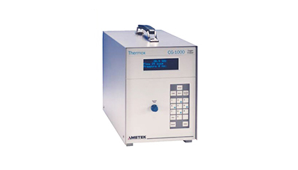 Ametek Thermox CG1000 Oxygen Analyzer