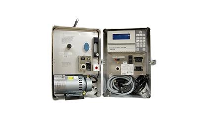 Ametek Thermox Combustion Mix Flue Gas Analyzer - CMFA-P2000