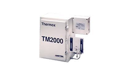 Ametek Thermox TM2000 Oxygen Analyzer