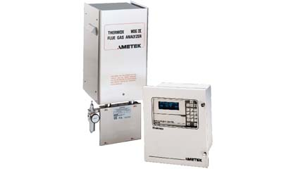 Ametek Thermox WDG-IV Series Analyzers