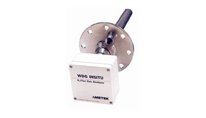 Ametek Thermox WDG Insitu Flue Gas Oxygen Probe