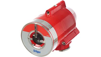 Draeger Flame 2000 - Detects Hydrocarbon Based Fires
