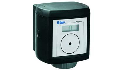 Draeger Polytron 3000 Intrinsically Safe Gas Detector