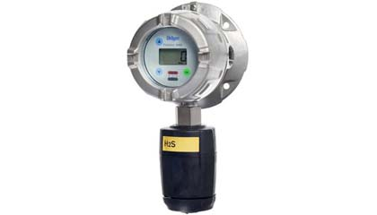 Draeger Oxygen and Toxic Gas Detection - Explosion Proof Polytron 5100 EC