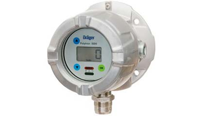 Draeger Polytron 5200 Explosion Proof Transmitter for the Detection of Flammable Gases