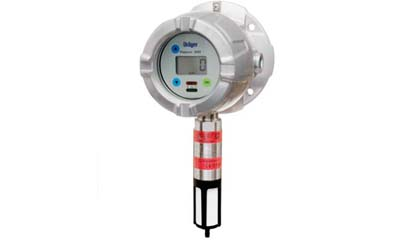 Draeger Polytron 5310 Explosion Proof Detection of Flammable Gases