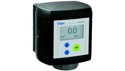 Draeger Polytron 7000 - Intrinsically Safe Oxygen and Toxic Gas Detection
