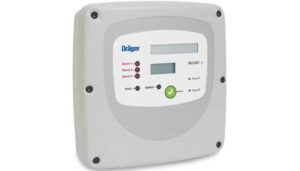 Draeger Regard-1 Single Channel Control System Detection of Toxic, Oxygen and Ex Hazards