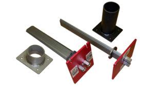 Eastern Instruments VAP3 Anodized Aluminum Pitots