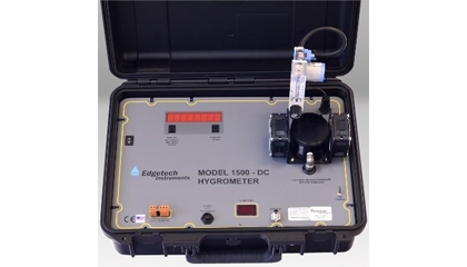 Edgetech 1500 Portable Dewpoint Monitor
