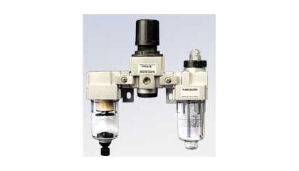 Marsh Bellofram Filter Regulator Lubricator