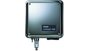 M4Knick Uniclean 900 - Process Control of a pH Measurement