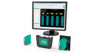 Pepperl+Fuchs Fieldbus Infrastructure Advanced Diagnostics