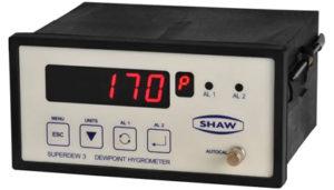 Shaw Model Superdew 3 Hygrometer